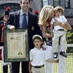 Congratulations Pete on Your Induction to the Tennis Hall of Fame